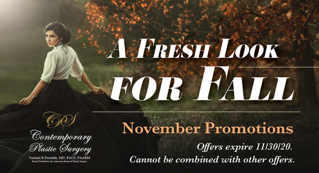 november 2020 promotions